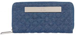 Fiorelli Elegantní peněženka Halloway FS0928 Denim Quilt