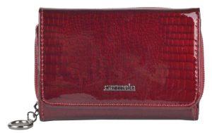 Carmelo Dámská peněženka 2105 A Bordó