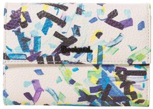 Desigual Peněženka Mone Confetti Alba Negro 19SAYP32 2000