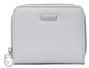 Tamaris Dámská peněženka Milla Small Zip Around Wallet 7183191-204 Light Grey