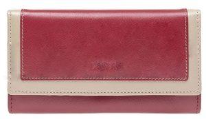Lagen Dámská kožená peněženka 1841 RED