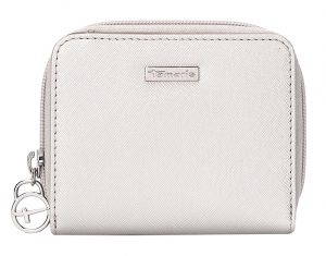 Tamaris Peněženka Maxima Small Zip Around Wallet 7133191-941 Silver