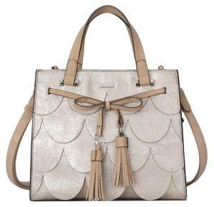Tamaris Kabelka Malea Handbag 3024191-939 Gold Comb.