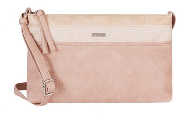 c54f30cfc7 Tamaris Kabelka Khema Crossbody Bag S 3096191-590 Rose Comb ...