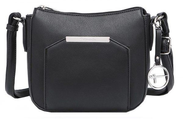 2a04136f82 Tamaris Kabelka Mirela Crossbody Bag 3016191-001 Black