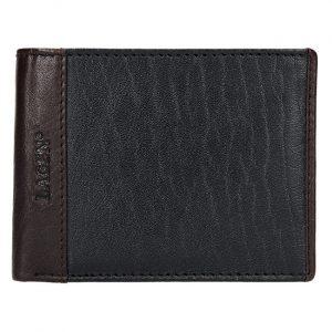 Lagen Pánská kožená peněženka 5433 Black