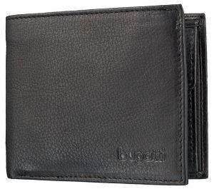 Bugatti Pánská peněženka Sempre 49117901 Black