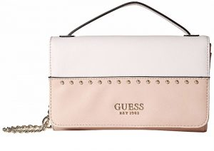 Guess Elegantní crossbody kabelka Kamryn color-block mini