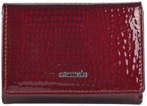 Carmelo Dámská peněženka 2106 A Bordó