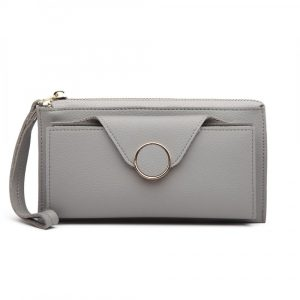 Kožená peněženka s rukojetí 47221