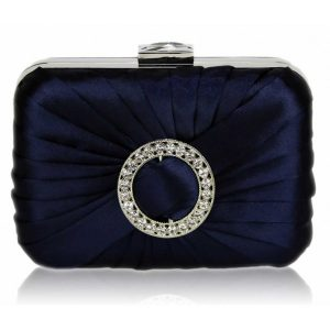 Dámské psaníčko LS Fashion Lisa – modrá