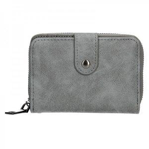 Moderní dámská peněženka Just Dreamz Vilma – světle šedá