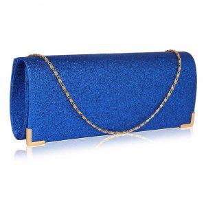 Dámské psaníčko LS Fashion Mollie – modrá