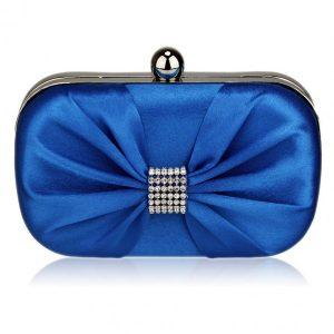 Dámské psaníčko LS Fashion Katie – modrá