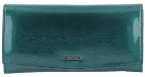 Carmelo Dámská kožená peněženka 2109G Zelená