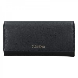 Dámská peněženka Calvin Klein Jolana – černá