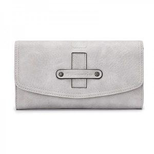 Dámská peněženka Tamaris Bernadette – šedá