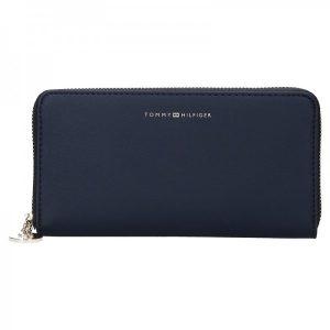 131aa790f2 Dámská peněženka Tommy Hilfiger Sandra – tmavě modrá