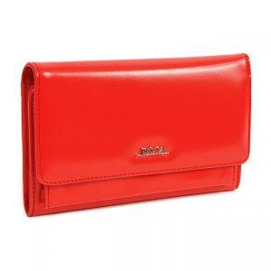 Dámská peněženka Doca 65329 – červená