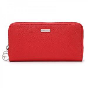 Dámská peněženka Tamaris Maxima – červená