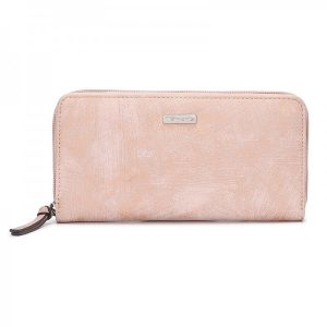 Dámská peněženka Tamaris Elsa – světle růžová