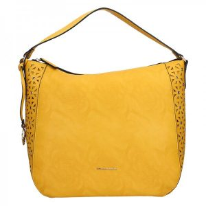Dámská kabelka United colors of Benetton Vilma – žlutá