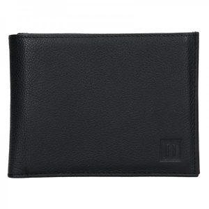Pánská peněženka Hexagona Leon – černá