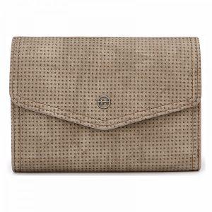 Dámská peněženka Tamaris Adriana – khaki