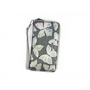 Dámská kožená peněženka Lorenti Sara – šedá