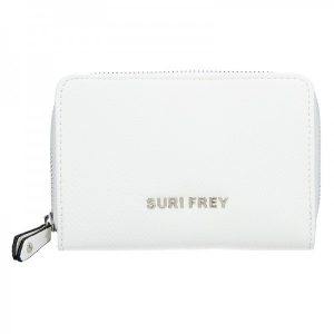 Dámská peněženka Suri Frey Lenna – bílá