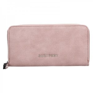 Dámská peněženka Suri Frey Agáta – růžová