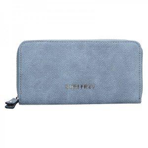 Dámská peněženka Suri Frey Agáta – modrá