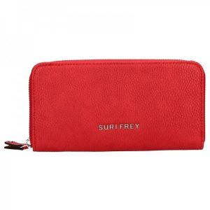 Dámská peněženka Suri Frey Martina – červená