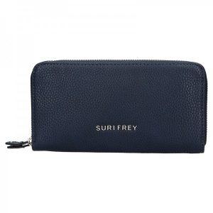 Dámská peněženka Suri Frey Martina – tmavě modrá