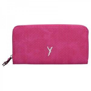Dámská peněženka Suri Frey Vilma – růžová