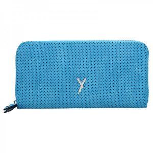 Dámská peněženka Suri Frey Vilma – modrá