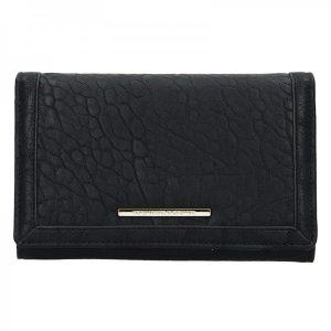 Dámská peněženka United Colors of Benetton Swing – černá