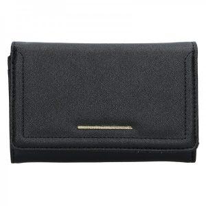 Dámská peněženka United Colors of Benetton Step – černá