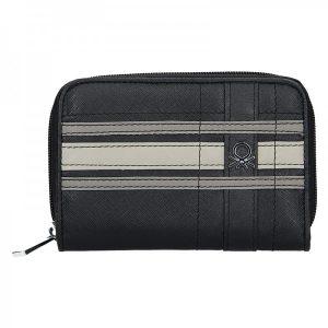 Dámská peněženka United Colors of Benetton Malgosia – černá