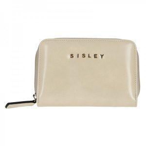 Dámská peněženka Sisley Gladys – béžová