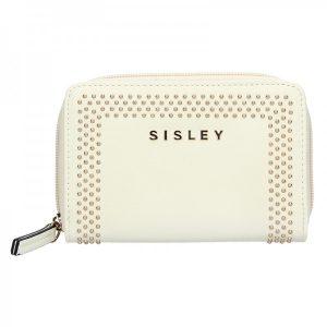Dámská peněženka Sisley Borja – béžová