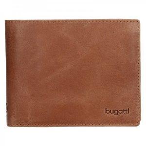Pánská kožená peněženka Bugatti Rodrigo – světle hnědá