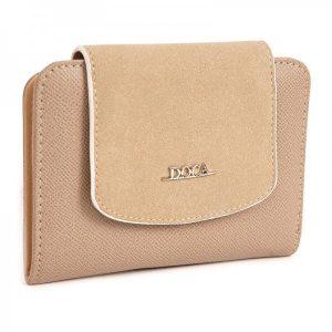 Dámská peněženka Doca 64949 – béžová