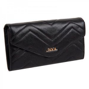 Dámská peněženka Doca 65013 – černá
