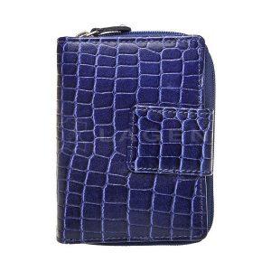 Dámská kožená peněženka Lagen Filipa – fialová
