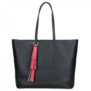 Dámská kabelka Calvin Klein Ambra – černá