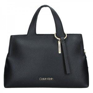 Dámská kabelka Calvin Klein Neam – černá