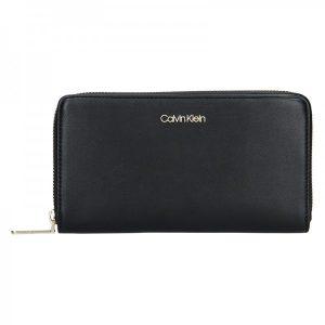 Dámská peněženka Calvin Klein Narra – černá