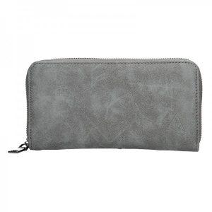 Moderní dámská peněženka Just Dreamz Bára – světle šedá