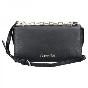 Dámská crossbody kabelka Calvin Klein Romana – černá